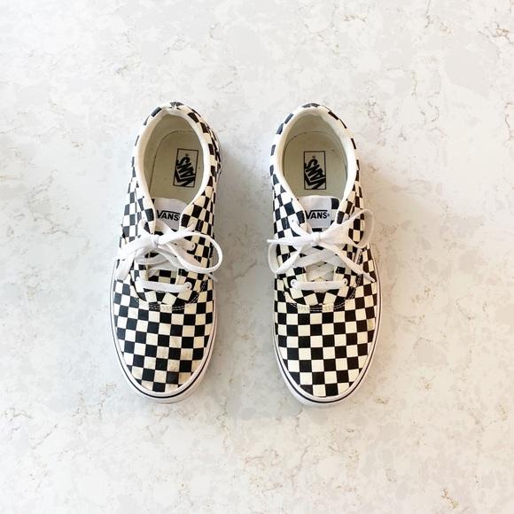 Vans Classic Checkerboard Sneakers